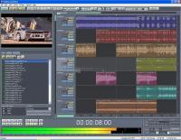 Captura de pantalla Adobe Audition