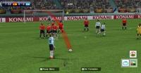 Captura Pro Evolution Soccer 2010