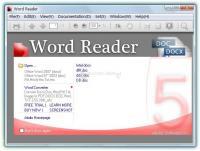 Pantallazo Word Reader