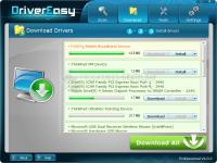 Screenshot Driver Easy