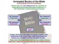 Captura Animated Books of the Bible