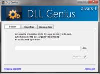 Pantallazo DLL Genius