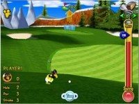 Screenshot Polar Golfer