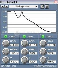 Captura Kristal Audio Engine