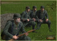 Screenshot Combat Mission: Battle for Normandy