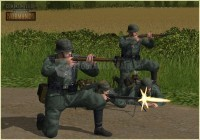 Pantalla Combat Mission: Battle for Normandy