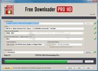 Pantallazo Free Downloader Pro HD