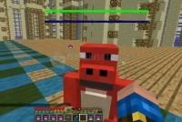 Pantalla Pixelmon para Minecraft