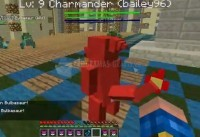 Fotografía Pixelmon para Minecraft