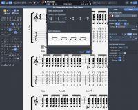 Captura de pantalla Guitar Pro