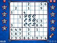 Foto Medium 4th of July Sudoku