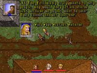 Screenshot Ultima VII: The Black Gate