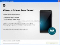 descargar motorola device manager