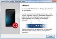 Captura Motorola Device Manager