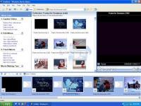 Pantallazo Windows Movie Maker (XP)