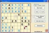 Pantallazo Pure Sudoku