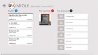 Screenshot OLX