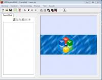Screenshot LED Studio Software