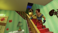 Pantalla Hello Neighbor