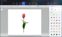 Captura Paint 3D