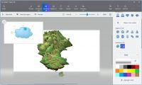 Screenshot Paint 3D