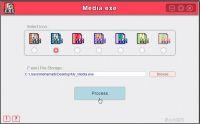 Screenshot Media.exe