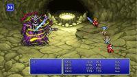 Pantallazo Final Fantasy