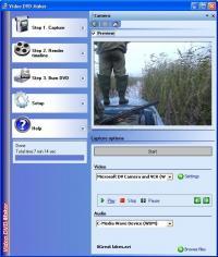 Pantallazo Video DVD Maker