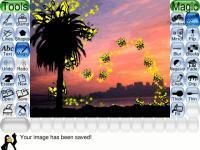 Screenshot Tux Paint