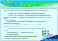 Pantallazo MSN Polygamy