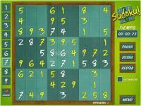 Pantallazo Sudoku! Deluxe