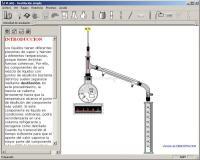 Pantallazo VLabQ : Laboratorio Virtual Química