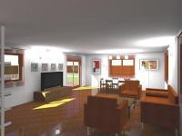 Pantallazo Diseño de Casa y Jardin 3D