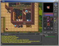 Captura de pantalla Tibia