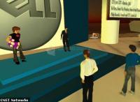 Captura de pantalla Second Life