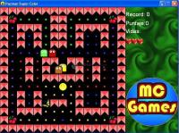 Pantallazo Pacman Super Color