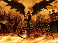 Pantallazo El Angel de la Muerte