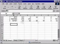 Pantallazo Excel Viewer 2003