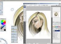 Pantalla SketchBook Pro