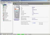 Pantallazo Oxygen Phone Manager II