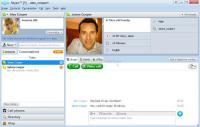 Pantallazo Skype