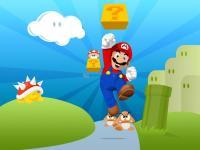 Pantallazo Fondo Super Mario Bros
